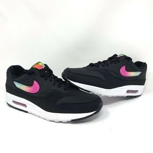 Nike Air Max 1 SE Black Jewel Swoosh